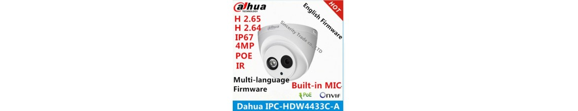 Dahua IPC-HDW4433C-A 4MP