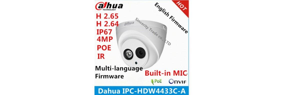 Dahua IPC-HDW4433C-A 4MP
