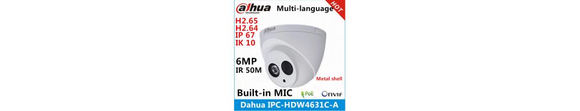 Камера Dahua IPC-HDW4631C-A металлический корпус 6MP