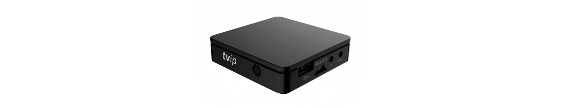 Медиацентр TVIP S-Box v.410